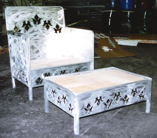 Home Design Steel Furnitures Images